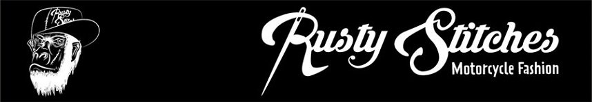 Rusty Stitches Motorcycle Clothing