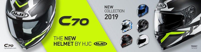 C70 Full Face helmets