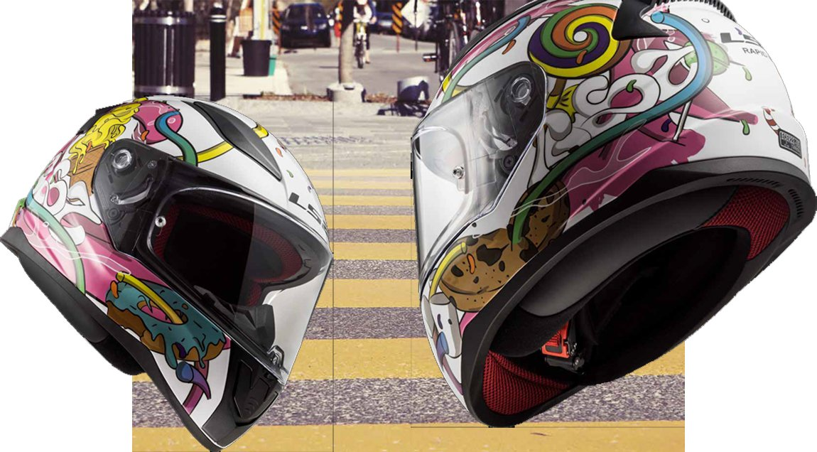 Children's Motorcycle helmets