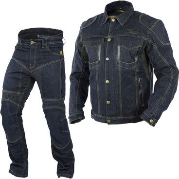 Agnox Motorcycle Jeans by Trilobite