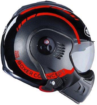 Boxer V8 Folding Helmets