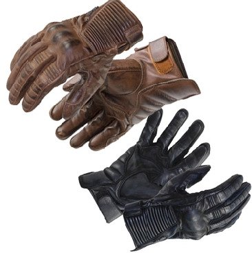 Cafe Motorcycle gloves
