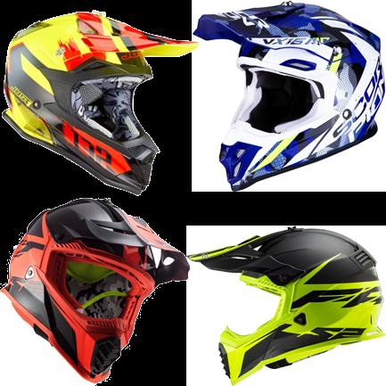 Cross Helmets