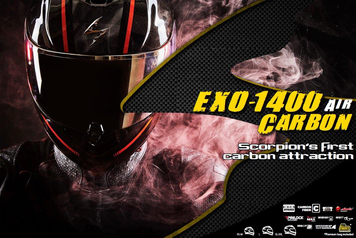 EXO-1400 CARBON Air