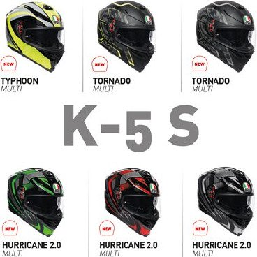 K-5 S Full Face Helmets
