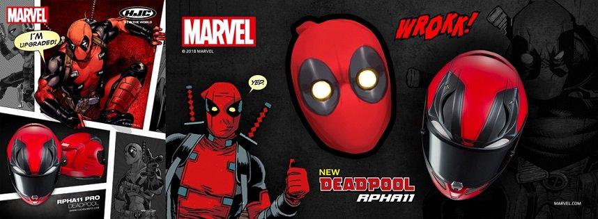 Marvel helmet decors