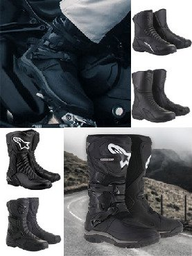 Motorcycle boots