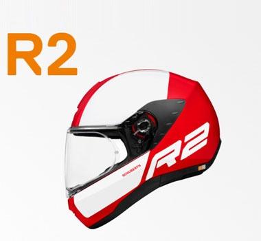R2 Full Face helmets