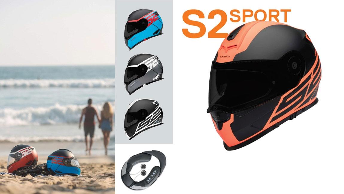 S2 Sport Full Face Helmets