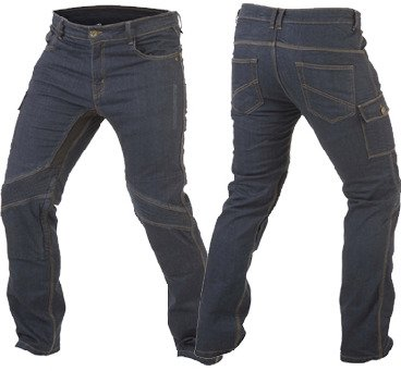 Smart Motorcycle Jeans by Trilobite