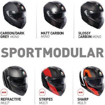 Sportmodular Folding Helmets
