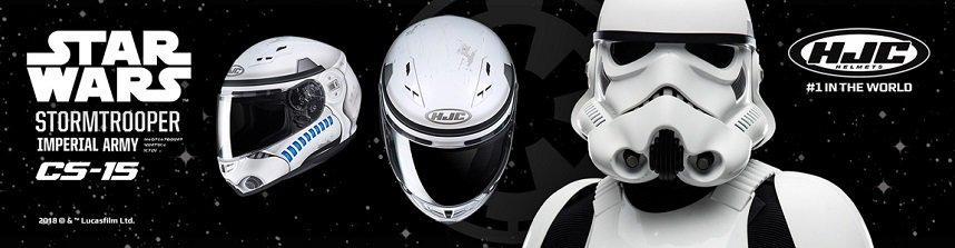 Star Wars helmet decors