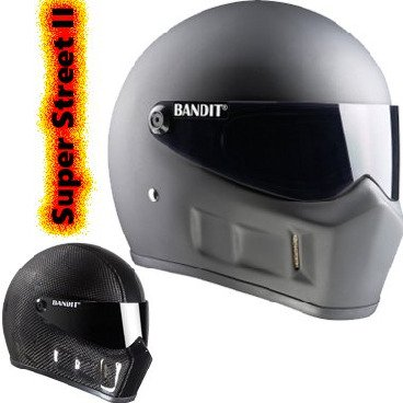 Super Street 2 Full Face helmet without ECE