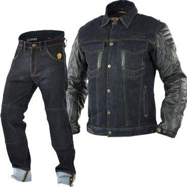 Symphis Rocker denim clothing by Trilobite