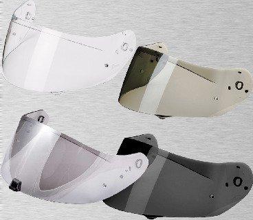 Visors, Pinlock and sun visors