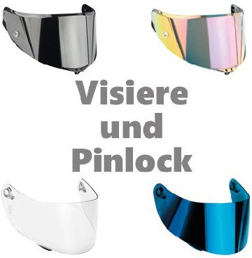 Visors and Pinlock