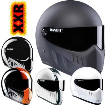 XXR Full Face helmet without ECE