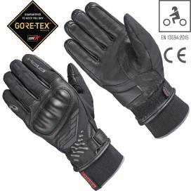 Held Gore-Tex motorcycle gloves MADOC waterproof leather reflex CE certified