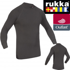 Rukka long sleeve undershirt OUTLAST shirt with optimal sweat transport for motorcycle and sports