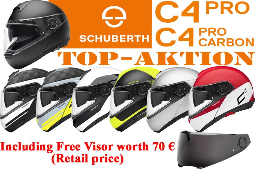 C4 Pro Schuberth