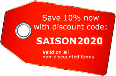 10% discount on all non-discounted items